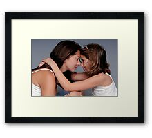 The Generations Mirror Framed Print