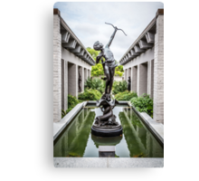 Young Diana Canvas Print