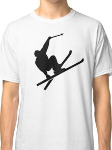 Freestyle skiing Classic T-Shirt