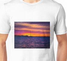 Sunrise Over The Severn River - Annapolis, MD Unisex T-Shirt