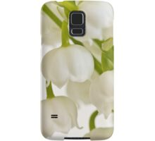 Lily Of The Valley - Macro  Samsung Galaxy Case/Skin