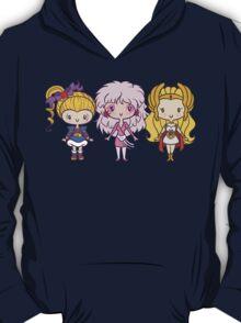 Lil' CutiEs - Eighties Ladies T-Shirt