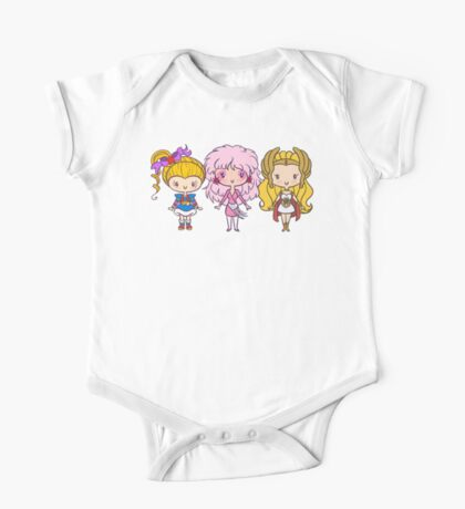 Lil' CutiEs - Eighties Ladies One Piece - Short Sleeve