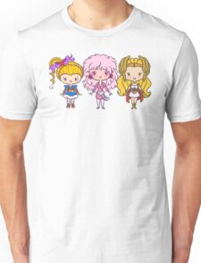 Lil' CutiEs - Eighties Ladies Unisex T-Shirt