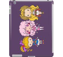 Lil' CutiEs - Eighties Ladies iPad Case/Skin