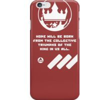 New Monarchy iPhone Case/Skin