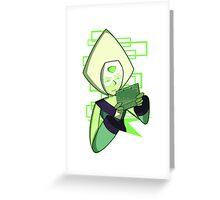 Gamer Dorito (Peridot) Greeting Card