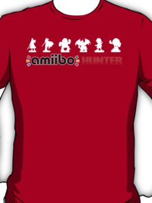 Amiibo Hunter - Smash Bros. Wave 4 T-Shirt