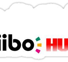 Amiibo Hunter - Smash Bros. Wave 4 Sticker