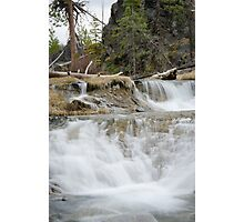 Paulina Creek Falls In Oregon Photographic Print