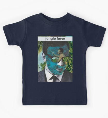 JUNGLE FEVER. Kids Tee