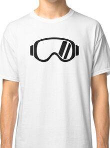 Ski goggles Classic T-Shirt