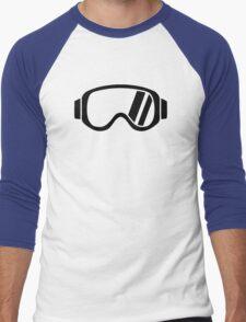 Ski goggles Men's Baseball ¾ T-Shirt