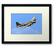 Sally B Shoreham Airshow 2014 Framed Print