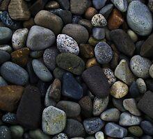 Pebbles by WatscapePhoto