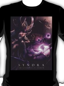 Syndra the Sovereign of Shadow - LoL T-Shirt