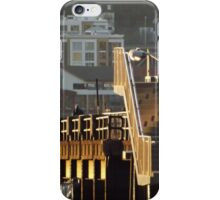 Twilight on the High Line, New York City's Elevated Garden and Park iPhone Case/Skin