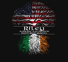 Riley - American Grown with Irish Roots Unisex T-Shirt