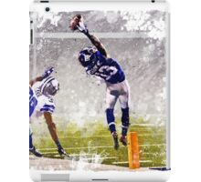 Odell Beckham Jr Catch iPad Case/Skin