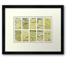 Deep in the Shallows Framed Print