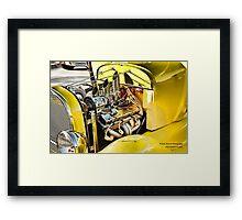 Classic Auto Series # 11b Framed Print