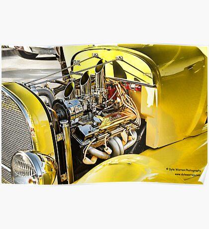 Classic Auto Series # 11b Poster