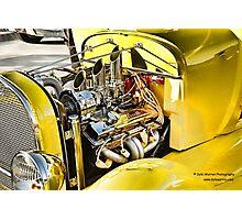 Classic Auto Series # 11b Photographic Print
