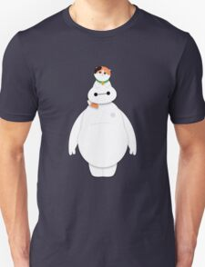 Baymax and the Hairy Baby Unisex T-Shirt