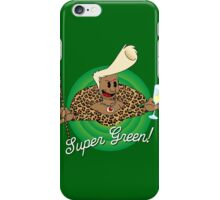 Super Green! iPhone Case/Skin