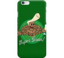 Super Green! iPhone Case/Skin