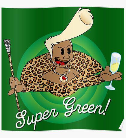 Super Green! Poster