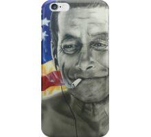 The forgotten veteran iPhone Case/Skin