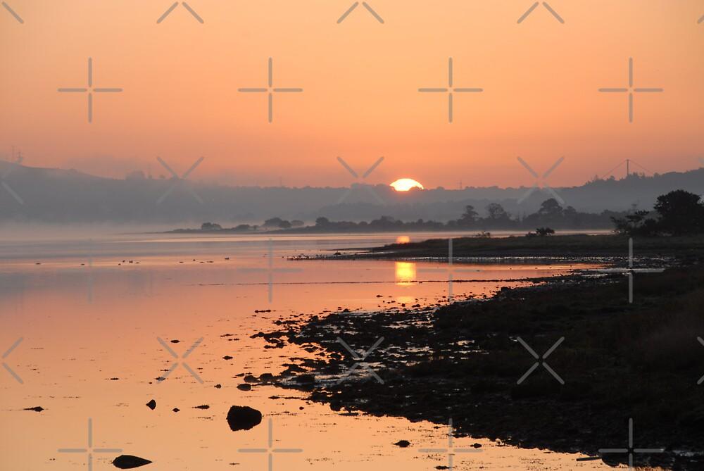 Sunrise Over Erskine by JamesTH