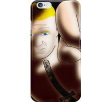 Brock Lesnar - The Beast iPhone Case/Skin