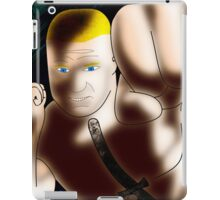 Brock Lesnar - The Beast iPad Case/Skin