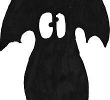 Black Fatty Batty by GemmatheB