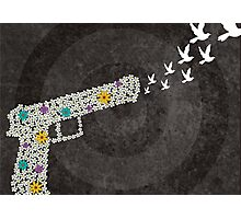 TRIGGER PEACE Photographic Print