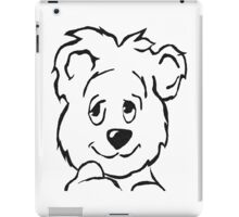 Cutest Bear Ever! iPad Case/Skin