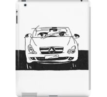 Cars, cars, cars. iPad Case/Skin