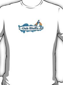 Oak Bluffs - Martha's Vineyard.  T-Shirt