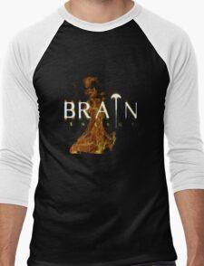This is brain energy Men's Baseball ¾ T-Shirt
