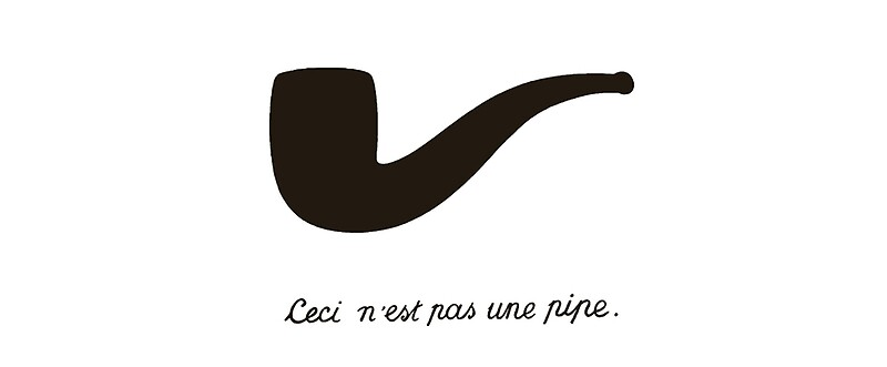 ceci n 39 est pas une pipe mugs by lasarack redbubble. Black Bedroom Furniture Sets. Home Design Ideas