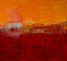 Red and Yellow No 32 by Susan Grissom