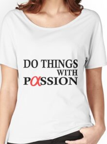 Sony Passion Women's Relaxed Fit T-Shirt