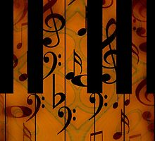 Musical Melody by SolarShadow1