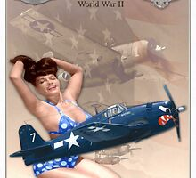 US Fighter Aircraft (WW II) by A. Hermann