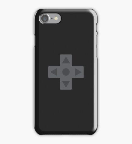 D-Pad Dimension iPhone Case/Skin