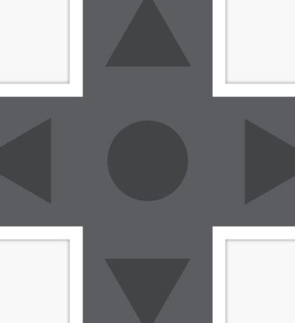 D-Pad Dimension Sticker