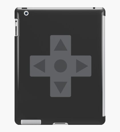 D-Pad Dimension iPad Case/Skin