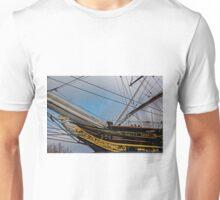 Cutty Sark, Greenwich, London, England Unisex T-Shirt